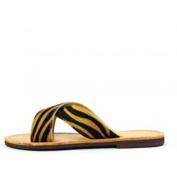 ΑΛΚΜΗΝΗ Brown Zebra